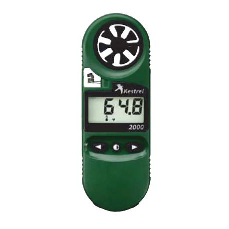 Kestrel Pocket Wind Meter Series