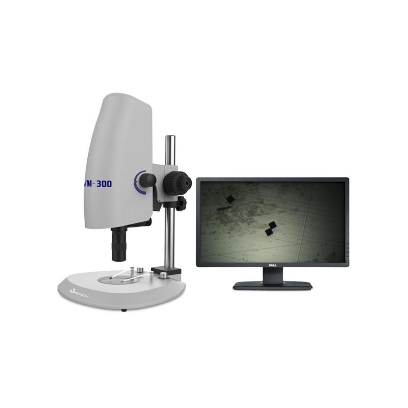 Coaxial Illumination Video Microscope VM-300