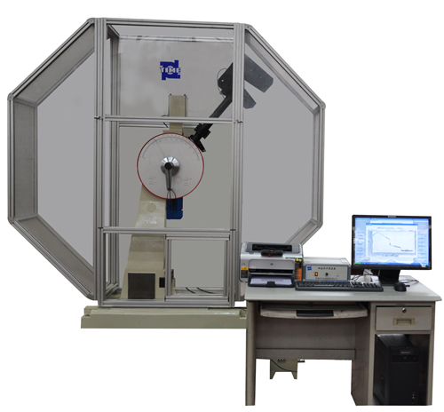 Instrumented Charpy Impact Testing Machine